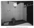 Mason residence interior showing entry hall, Richmond Beach, n.d.