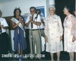 Opening of Des Moines Historical Society Museum, 1985