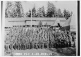 Civilian Conservation Corps (CCC) Camp at Saltwater Park, ca. 1934