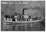 Dove, a Mosquito Fleet steamboat