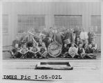 J. F. Duthie Band. August 12, 1918