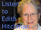 Edith Hitchman - Interview - July 29-30, 2005 (Airplane Crash)