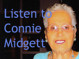 Connie Midgett - Interview - July 29-30, 2005 (Riding Bike)
