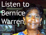 Bernice Warren - Interview - July 29-30, 2005 (My Neighborhood)