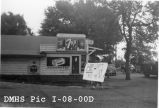 Dahlberg's store, Marine View Drive S. and S. 222nd Street, 1950