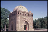 Mausoleum of the Samanids (Bukhoro, Uzbekistan)