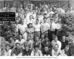 Group portrait of the University of Washington Fisheries Club, May 18, 1949