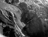 Carbon Glacier, Valley Rock Glacier terminus, 09/09/1959