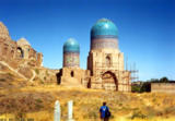 Masoleums in Samarkand