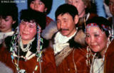 Koryak and Chukchi wedding