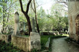 Cemetery in Bakhchysaray