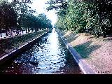 Canal of the Summer Gardens in Saint Petersburg