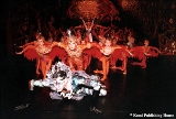 "Ballet ""The Fire Bird"" in the Komi Republic National Theater"