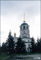 Church of the Image of the Savior Not Made by Hands in Irkutsk