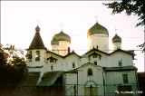 Church of the Apostle Philip in Nutnaia Street in Novgorod
