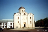 Church of the Pyrohoshchi Mother of God in Kiev
