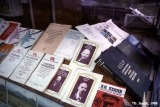 Bookstore selling books about Perestroika and Vladimir Lenin, in Irkutsk