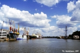 Harbor in Ventspils