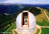 Big telescope on Mount Pastukhova