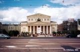 Bolshoi Theater in Moscow