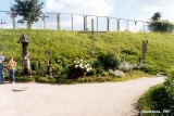 Graves of Lithuanians killed at the foot of the Vilnius television tower during the Soviet...