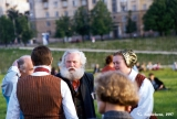 Organizers of the Jonines midsummer celebrations in Vilnius