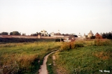 Approaching the city of Suzdal