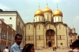 Cathedral of the Assumption in the Moscow Kremlin