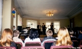Concert in a Music College in downtown Irkutsk