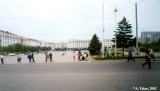Central square in Ulan-Ude
