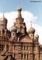 Cathedral of Christ the Savior on the Blood in Saint Petersburg