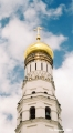 Bell Tower of Ivan the Great in the Moscow Kremlin