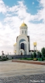 Newly built chapel in Moscow