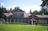 Main house on the Abramtsevo estate