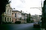 Millionaire's Row in Moscow