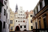 """Three Brothers"" buildings in Riga"