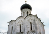 Church of the Intercession of Our Lady on the Nerl in Bogolyubovo