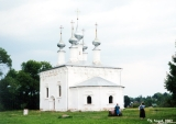Church of Our Lady of Smolensk in Suzdal