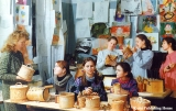 Crafts workshop in the Komi Republic