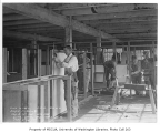 Office construction at 1628 15th Avenue West, Queen Anne neighborhood, Seattle, September 21, 1934