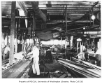 Furniture factory interior, Seattle, June 25, 1935