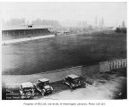 Athletic field and racetrack, Enumclaw, August 29, 1934