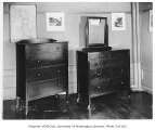 Furniture built at a furniture factory in Seattle, May 31, 1935