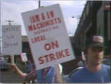The Olympic Hotel Strike, Seattle, WA Directed by Mark Dworkin ca. 1983