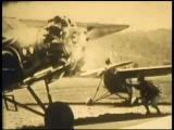 Flashes of the Northwest Air Tour film, opening, 1931