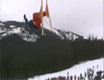 Ski Resort, Chewelah, Washington, ca. 1993