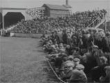 Timber League Pennant Baseball Game, Electric Park, Aberdeen, Washington, September 1925