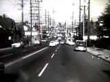 Driving on 45th Street from Roosevelt Way to Children's Orthopedic Hospital, Seattle, Washington,...