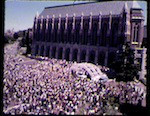 Odegaard Day, University of Washington, Seattle, Washington, ca. 1973