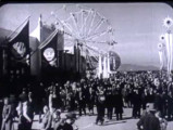 Arthur Goodwin with the Desimones at the World's Fair in San Francisco, California, 1939